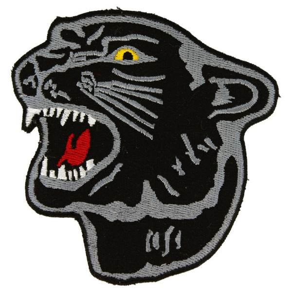 Black Panther Patch - Visibly Black