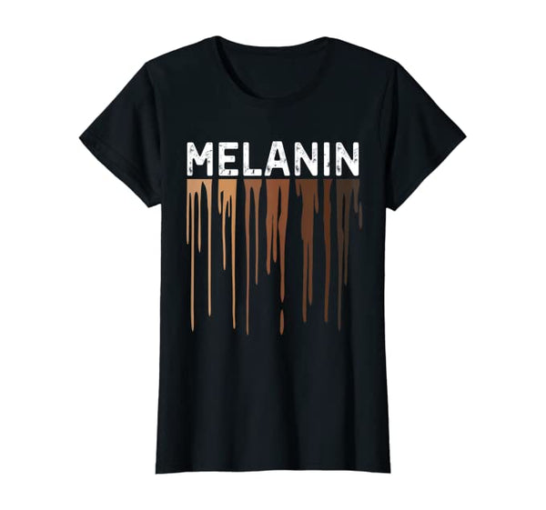 The Melanin Women's Tee