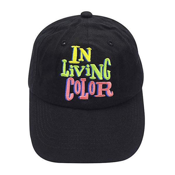In Living Color Hat - Visibly Black
