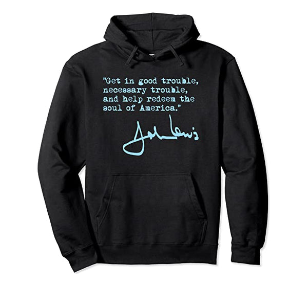 Civil Rights Hoodie - Visibly Black