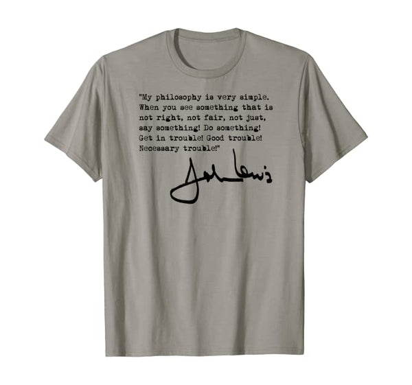 The John Lewis Men's Tee