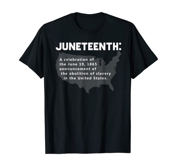 Juneteenth Men's Tee