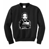 MLK Civil Rights Men's Sweatshirt