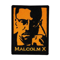 Malcolm X Patch - Visibly Black