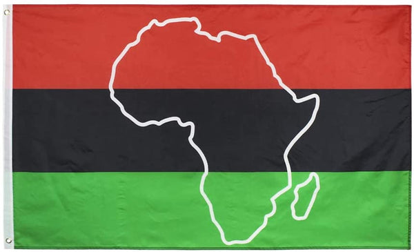 Mother Africa Flag