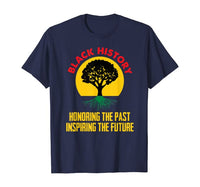Black History Inspiration Men's Tee