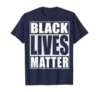 Black Lives Matter Protest Men's Tee