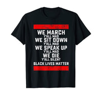 BLM Shirt - Visibly Black