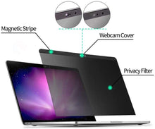 "Load image into Gallery viewer, Magnetic Anti-Spy Privacy Filter Screens film with Webcam Cover Slider For New MacBook 13"" - Anti-Spy Guru, Anti-Spy, Camera Protection Slider, Privacy, Webcam, Slider, Privacy Screen Protector, iphone, iPhone"
