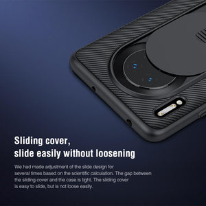 Anti-Spy Case For Huawei Mate 30 Pro  CamShield  Slide Camera Cover Anti-Fingerprints For Mate 30 5G - Anti-Spy Guru, Anti-Spy, Camera Protection Slider, Privacy, Webcam, Slider, Privacy Screen Protector, iphone, iPhone