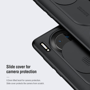 Anti-Spy Case For Huawei Mate 30 Pro  CamShield  Slide Camera Cover Anti-Fingerprints For Mate 30 5G - Anti-Spy Guru