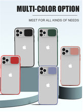 Load image into Gallery viewer, Anti-Spy Thin Slide Camera Protection Cases For iPhone 11 Pro Max X XR XS Max 6 6S 7 8 Plus - Anti-Spy Guru, Anti-Spy, Camera Protection Slider, Privacy, Webcam, Slider, Privacy Screen Protector, iphone, iPhone
