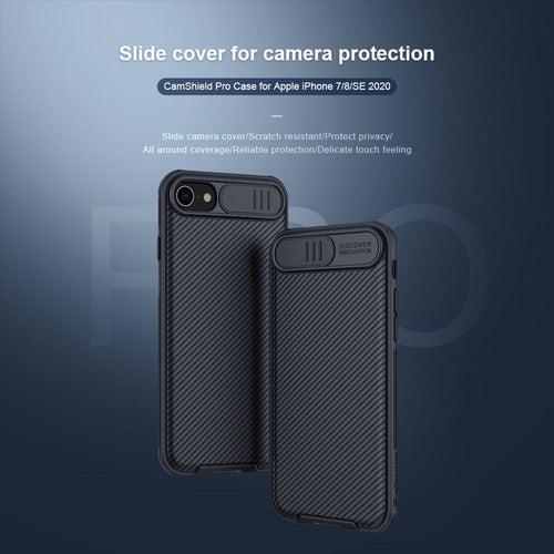 Anti-Spy Camera Protection Case For iphone SE 2020 iphone 8/7 For iphone SE2 2020 - Anti-Spy Guru, Anti-Spy, Camera Protection Slider, Privacy, Webcam, Slider, Privacy Screen Protector, iphone, iPhone