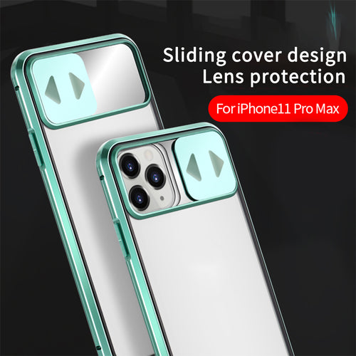 Anti-Spy Luxury Magnetic Privacy Case With Mirror For iPhone 11 Pro Max XS XR X 8 7 Plus SE - Anti-Spy Guru