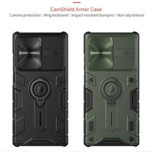 Load image into Gallery viewer, Anti-Spy Armor Case for Samsung Galaxy Note 20 Ultra/ S20 Ultra Plus Camera Protection Kickstand - Anti-Spy Guru, Anti-Spy, Camera Protection Slider, Privacy, Webcam, Slider, Privacy Screen Protector, iphone, iPhone