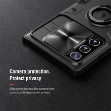 Load image into Gallery viewer, Anti-Spy Armor Case Samsung Galaxy Note 20 Ultra 5G CamShield Camera Ring kickstand - Anti-Spy Guru, Anti-Spy, Camera Protection Slider, Privacy, Webcam, Slider, Privacy Screen Protector, iphone, iPhone