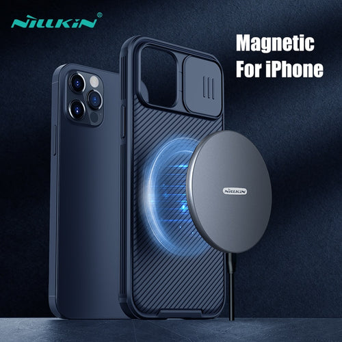 Anti-Spy Magnetic Case For iPhone 12 Pro Max CamShield Slide Camera Protect Privacy Protection - Anti-Spy Guru, Anti-Spy, Camera Protection Slider, Privacy, Webcam, Slider, Privacy Screen Protector, iphone, iPhone