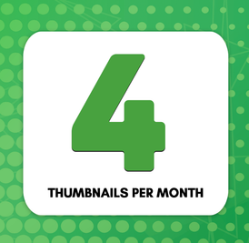 4 Thumbnails Subscription