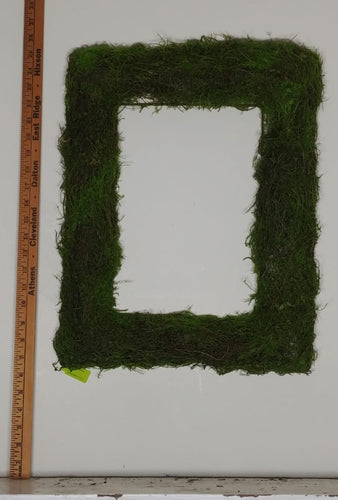 Moss Rectangle- Green 15