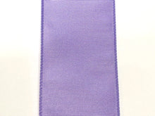 Load image into Gallery viewer, #40 Wired Ribbed Satin Ribbon
