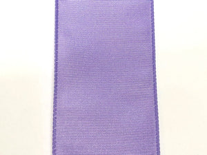 #40 Wired Ribbed Satin Ribbon