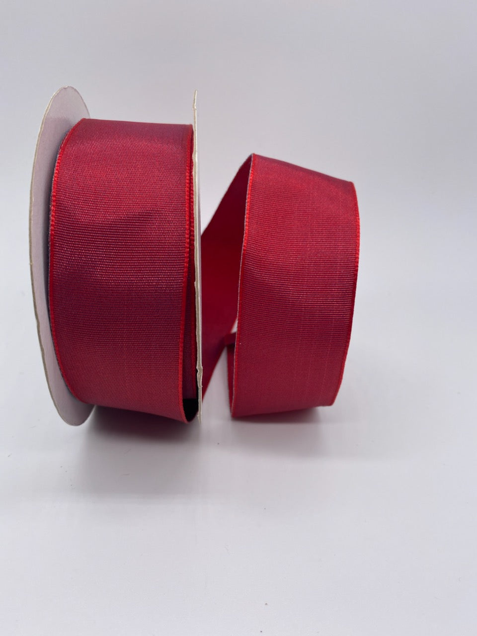 #9 -Two Tone Wired Grosgrain- Valentines