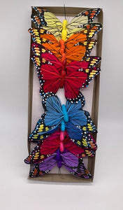 "5""  Spring Butterflies- Mixed Colors"
