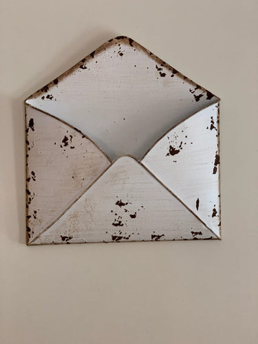 Metal Envelope Wall Hanger