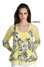 Load image into Gallery viewer, Capella silk chiffon blouse