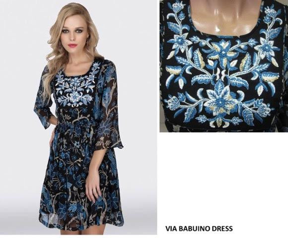 Via Babuino Dress
