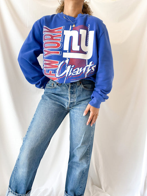Vintage NY GIANTS Crewneck