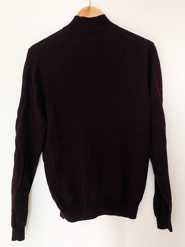 Vintage Designer 100% Wool Sweater