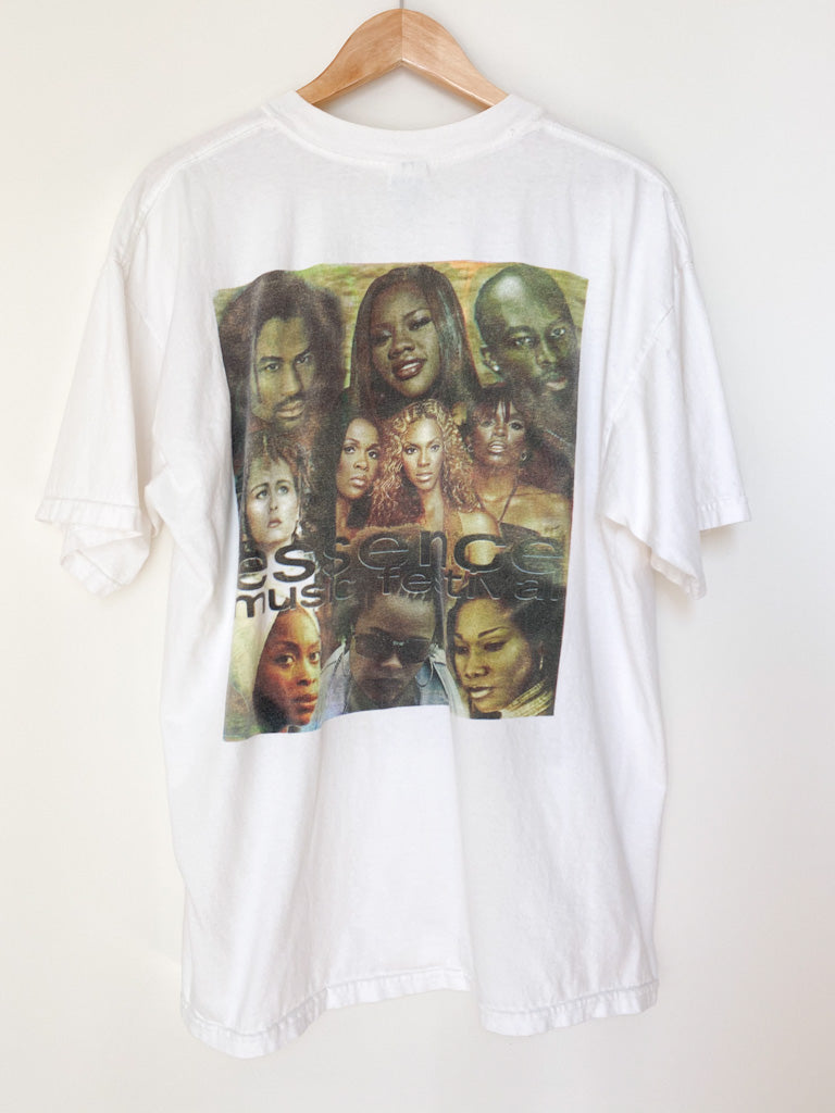 Rare ESSENCE FEST FT. DESTINY'S CHILD Tee