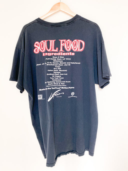 Vintage 1997 SOUL FOOD SOUNDTRACK Tee