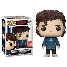 Load image into Gallery viewer, Funko pop Stranger Things Eleven Demogorgon Hopper Jonathan Nancy Brenner Joyce Action Figures Collectible Model Toys with box