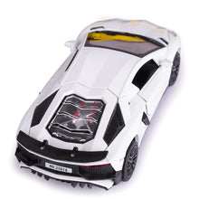 Load image into Gallery viewer, 1:32 Alloy Cars Models LP750 Diecast Model Vehicles Car Sound Light Pull Back Car Toy Miniature Scale Model Cars Toys