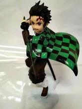 Load image into Gallery viewer, Agatsuma Zenitsu Kamado Nezuko Tanjirou Demon Slayer Kimetsu no Yaiba Anime PVC Action Figures toys Anime figure Toys For gifts