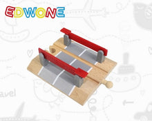 Load image into Gallery viewer, Beech Thoma Bridge Rail Scene Track Accessories and Brio Wooden Train Educational Boy Kids Toy Multiple track