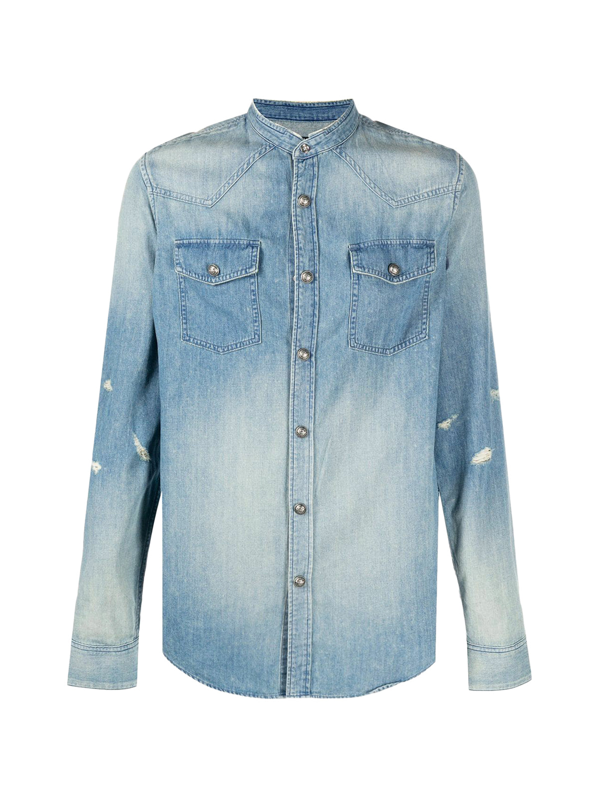 Flock Denim Shirt