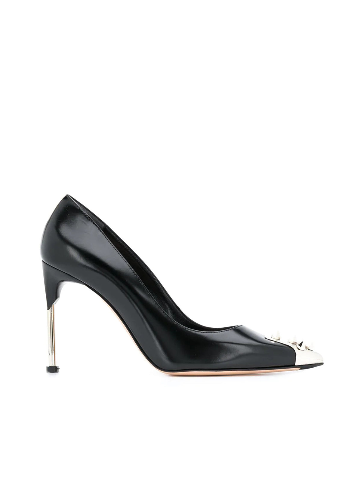 Punk Stud stiletto pumps