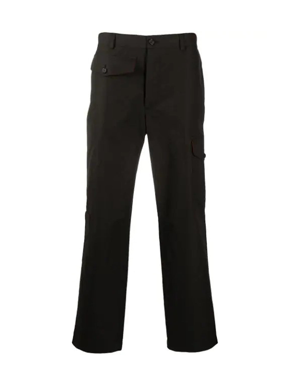 multi-pocket trousers