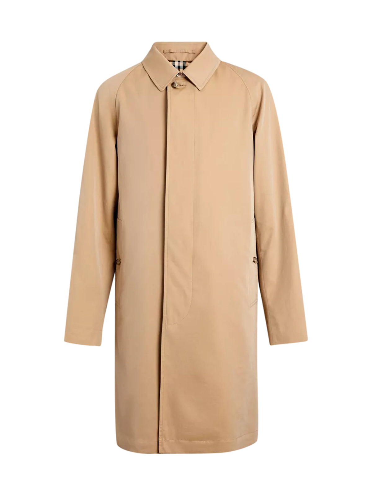 BURBERRY CAMDEN CLASSIC RAGLAN CAR COAT