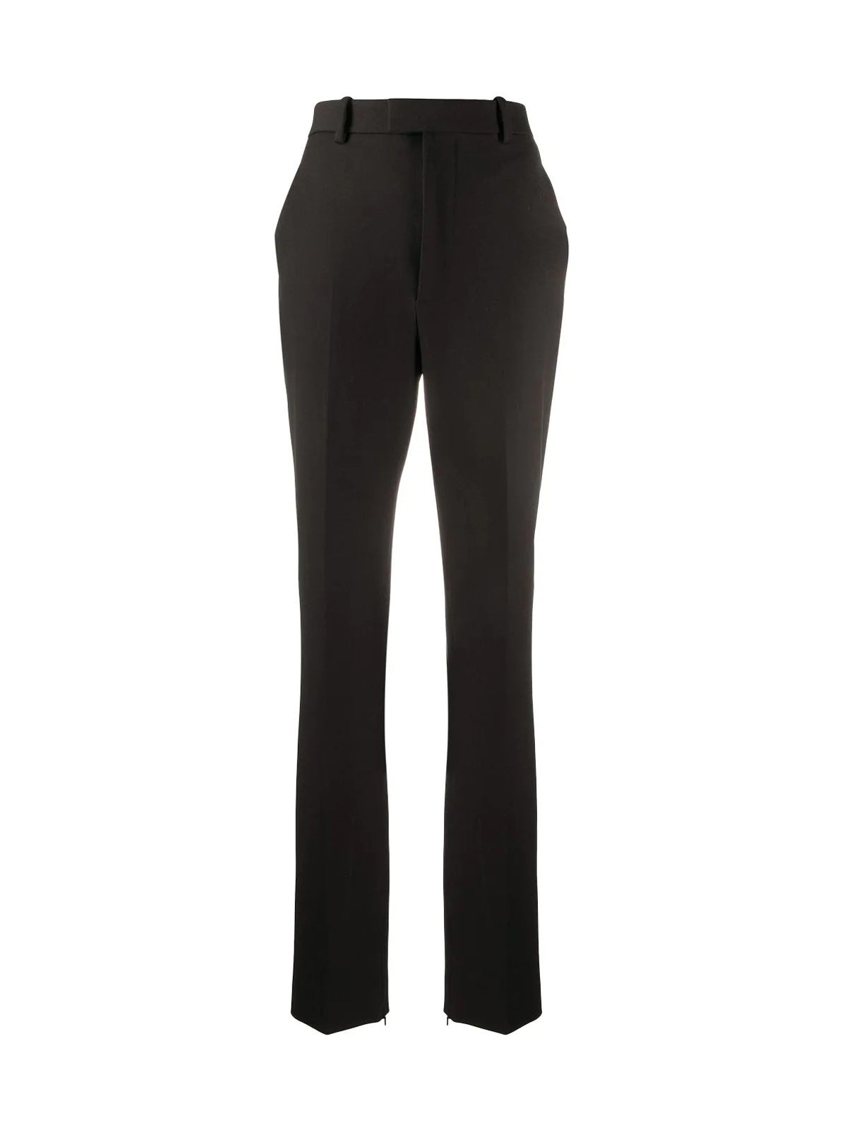 sit cuffs tailored trousers
