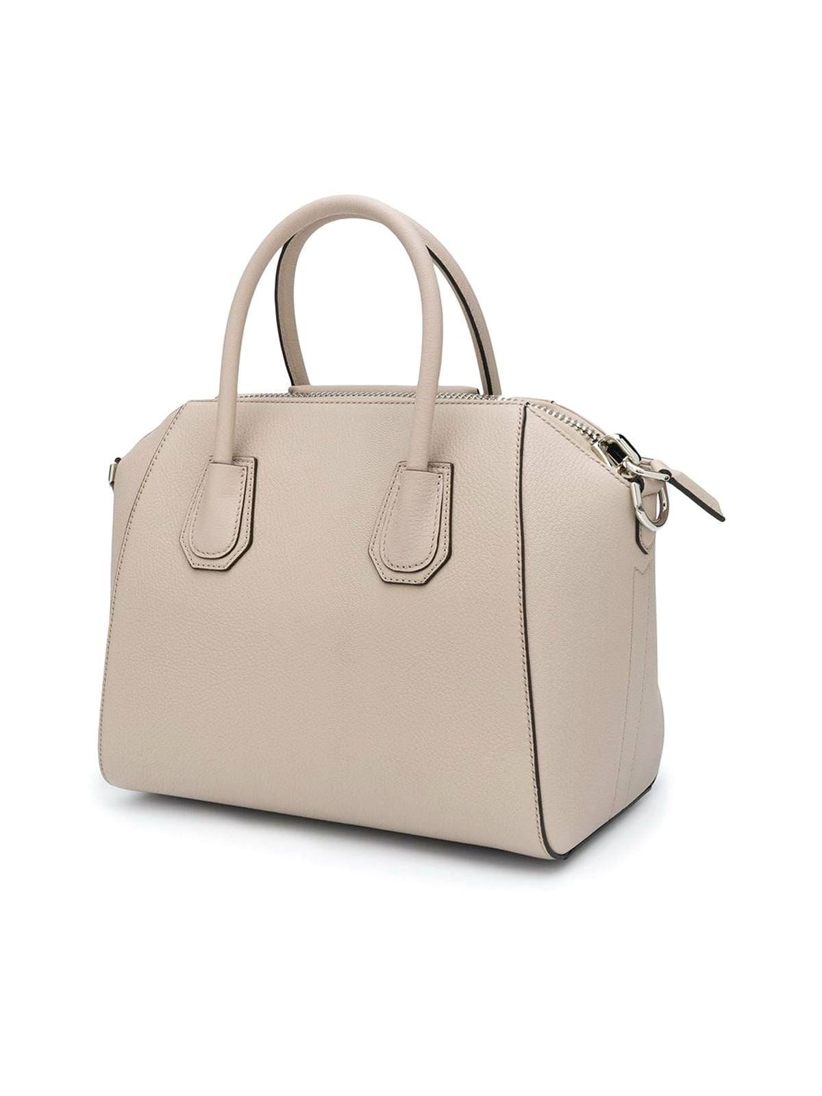 ANTIGONA SMALL LEATHER TOTE