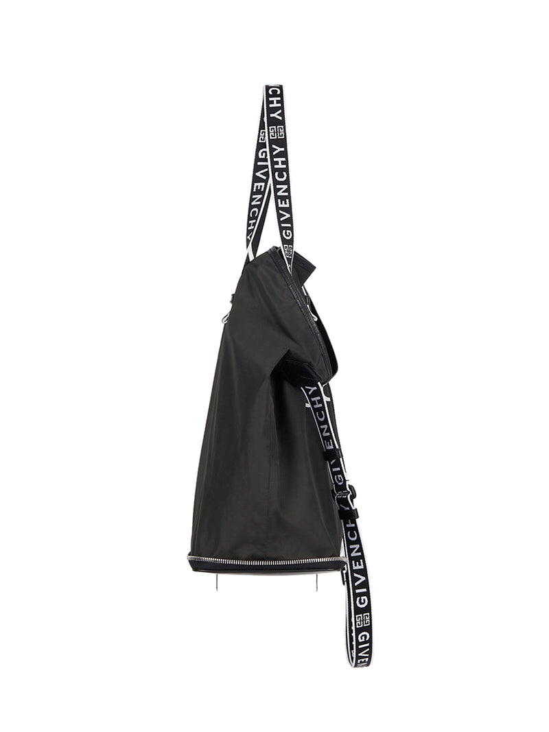 GIVENCHY 4G PACKAWAY TOTE BAG IN NYLON