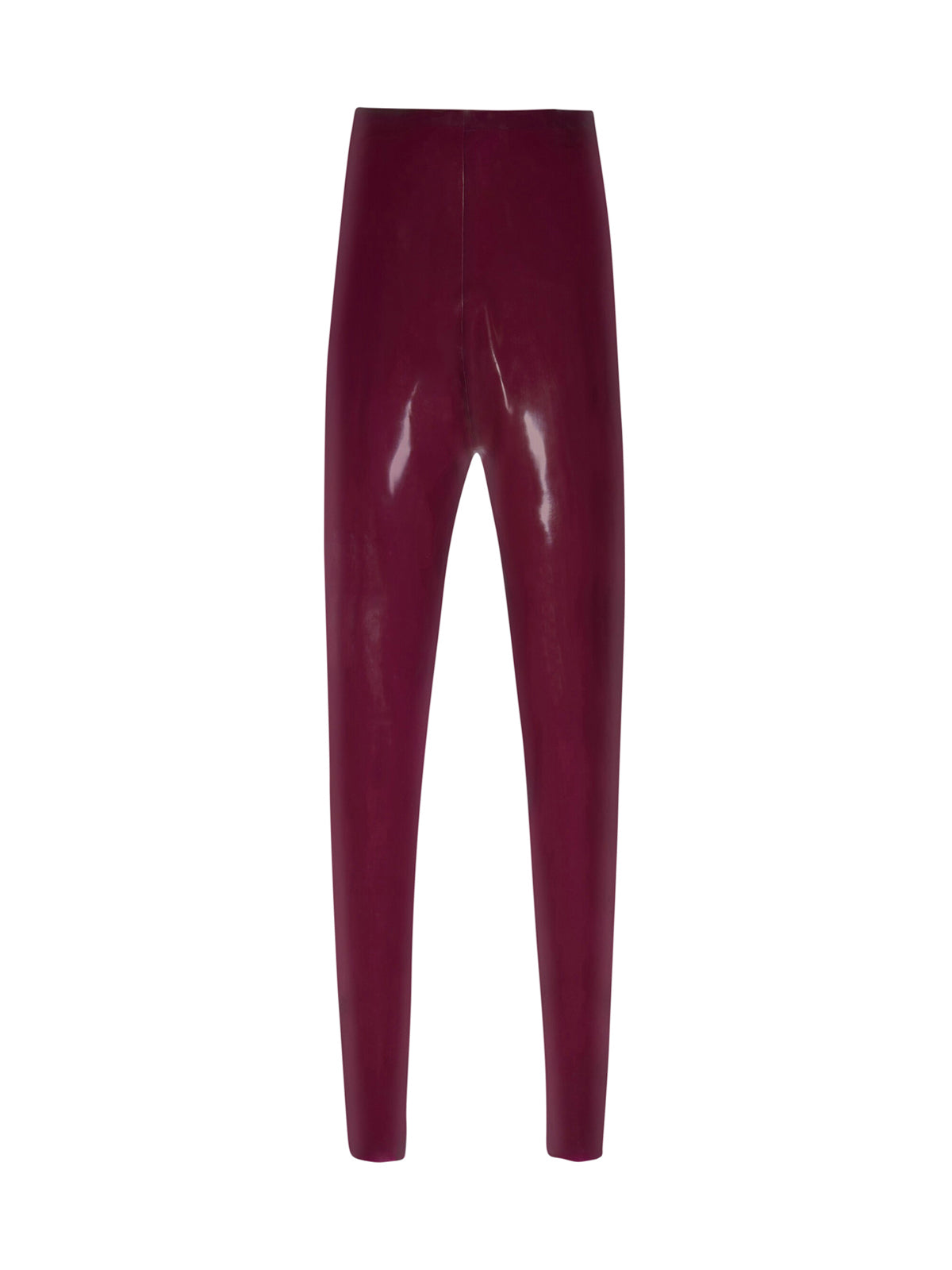 LATEX HIGH WAISTED LEGGINGS