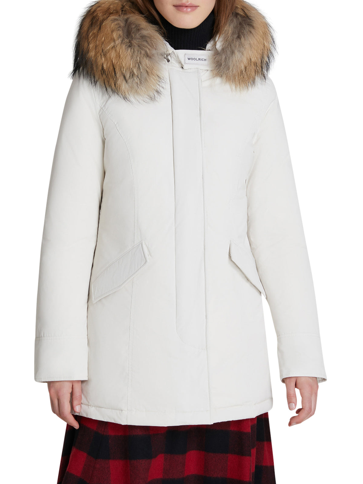 Luxury Artic parka