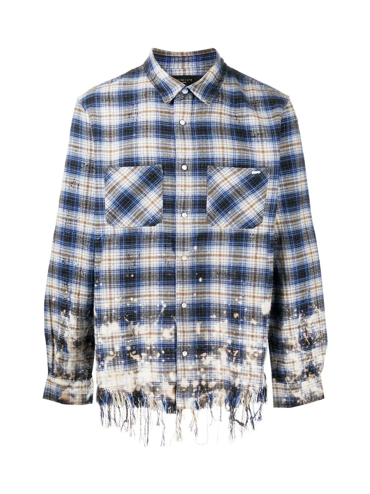Bleached Flannel shirt