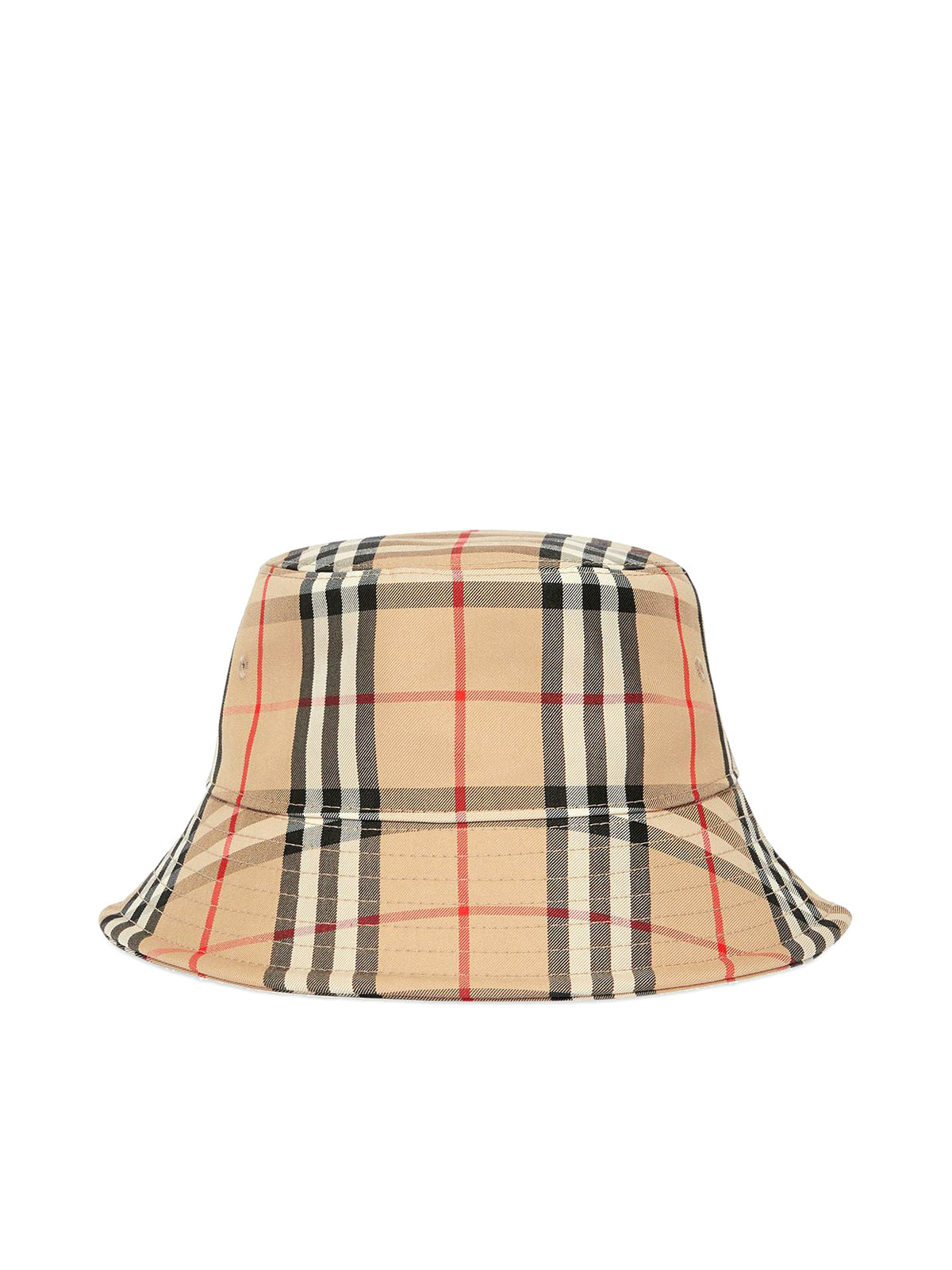 Vintage Check bucket hat
