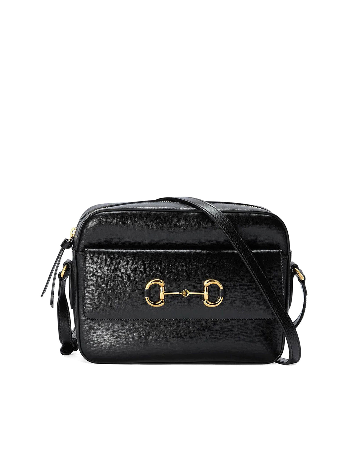 signature Horsebit detail shoulder bag